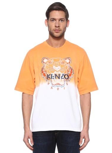 Kenzo Tişört Oranj